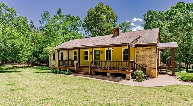 12931 Spring Run Road, Midlothian, VA 23112 (MLS #2113222) :: Treehouse Realty VA