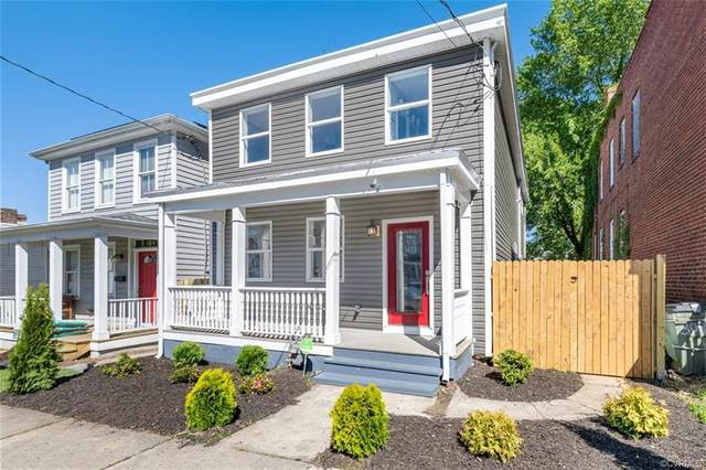 1307 Decatur Street, Richmond, VA 23224 (MLS #2113225) :: The RVA Group Realty