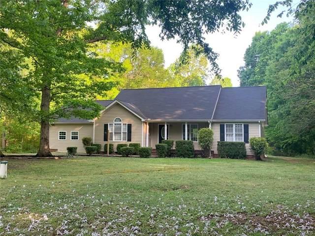21590 Cherry Row Lane, Jetersville, VA 23083 (MLS #2113243) :: Village Concepts Realty Group