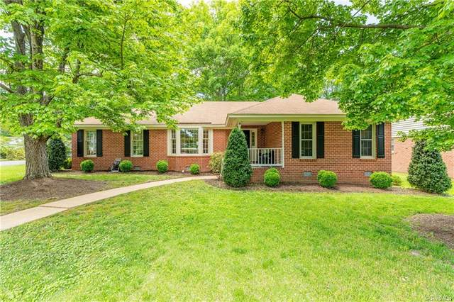 9501 Newhall Road, Henrico, VA 23229 (MLS #2113244) :: Small & Associates
