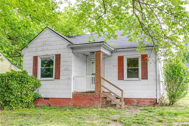 1310 Nelson Street, Richmond, VA 23231 (MLS #2113249) :: Small & Associates