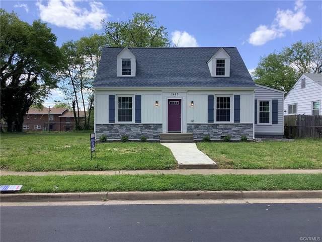 1610 Spotsylvania Street, Richmond, VA 23223 (MLS #2113250) :: Village Concepts Realty Group