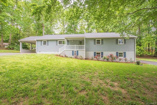 9510 Kendelwick Drive, North Chesterfield, VA 23236 (MLS #2113253) :: Village Concepts Realty Group