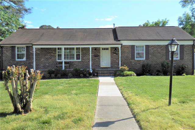 344 Greenwood Drive, Petersburg, VA 23805 (#2113256) :: Abbitt Realty Co.
