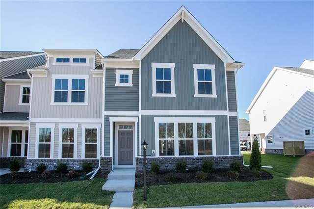 Lot 164 Broadstairs Lane, New Kent, VA 23124 (MLS #2113258) :: Blake and Ali Poore Team