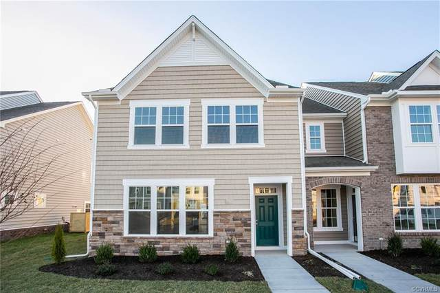 Lot 161 Broadstairs Lane, New Kent, VA 23124 (MLS #2113262) :: EXIT First Realty