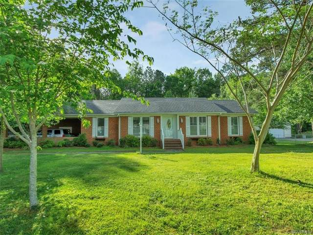 436 Carpenter Drive, Waverly, VA 23890 (MLS #2113270) :: Treehouse Realty VA