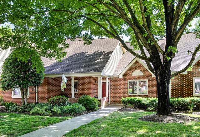 3132 Lake Village Drive #40, Richmond, VA 23235 (MLS #2113273) :: The Redux Group