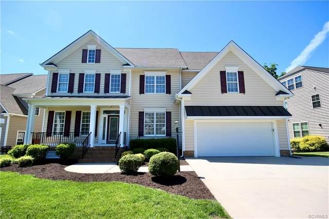 8743 New Holland Lane, Mechanicsville, VA 23116 (MLS #2113280) :: Village Concepts Realty Group