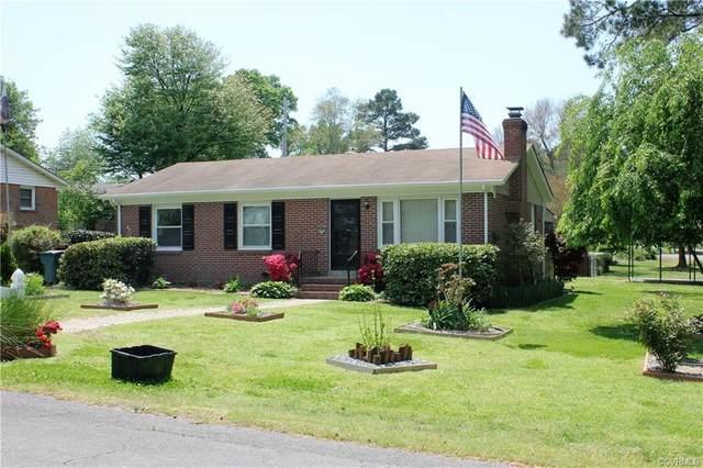 9812 Luscombe Lane, Glen Allen, VA 23228 (MLS #2113283) :: Treehouse Realty VA