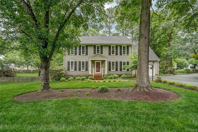 2101 Stoneheather Road, Henrico, VA 23238 (MLS #2113284) :: Village Concepts Realty Group
