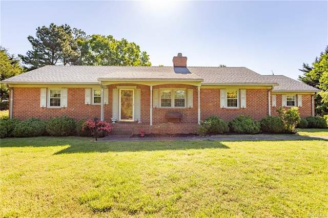 2619 Manakin Road, Manakin Sabot, VA 23103 (MLS #2113288) :: Small & Associates