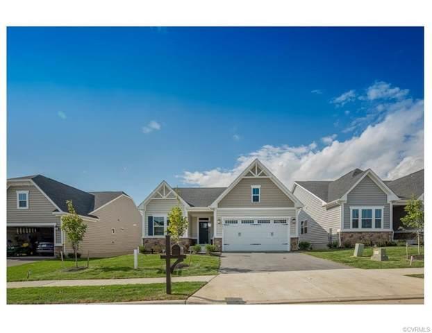 8000 Liddy Circle, Glen Allen, VA 23060 (#2113293) :: Abbitt Realty Co.