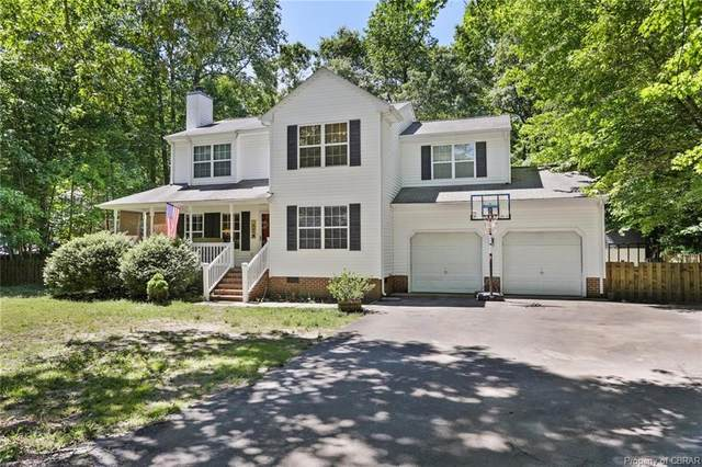 8207 Founders Mill Way, Gloucester, VA 23061 (#2113319) :: Abbitt Realty Co.
