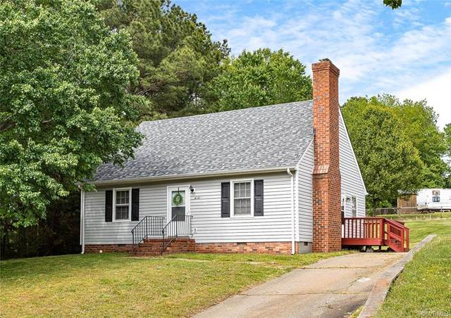 4101 Belrun Road, North Chesterfield, VA 23234 (MLS #2113324) :: Village Concepts Realty Group