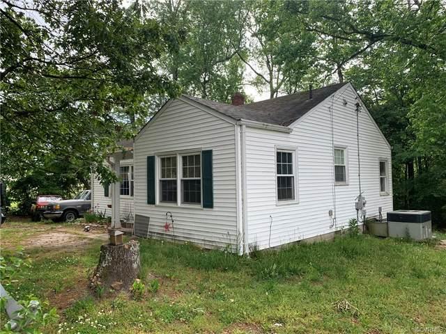 413 E North Street, Wakefield, VA 23888 (MLS #2113327) :: Treehouse Realty VA