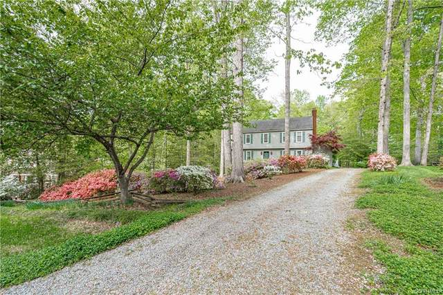 431 Pleasanthill Drive, Chesterfield, VA 23236 (MLS #2113331) :: The Redux Group