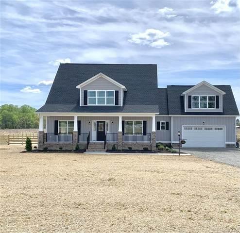 9009 Atlee Road, Mechanicsville, VA 23116 (MLS #2113340) :: Village Concepts Realty Group