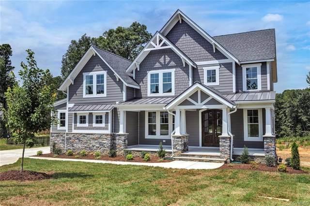 1735 Fishers Pond Drive, Maidens, VA 23102 (#2113346) :: Abbitt Realty Co.