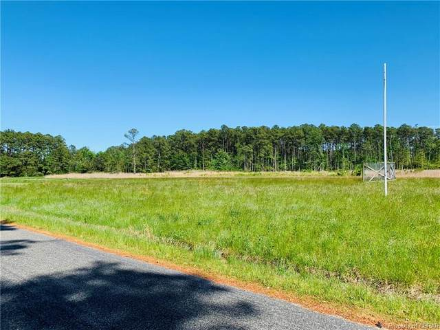 0 Whites Creek Lane, Diggs, VA 23045 (#2113353) :: Abbitt Realty Co.