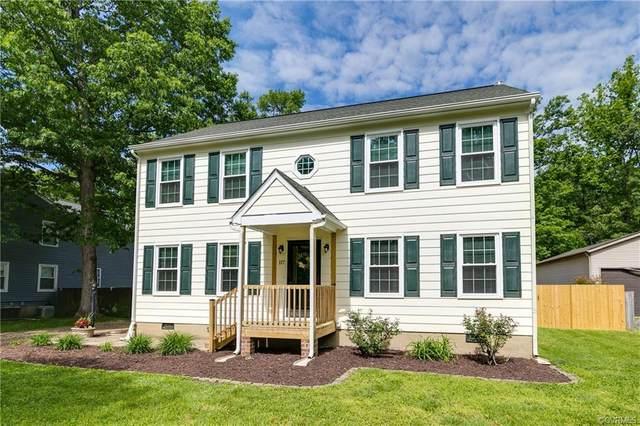 117 Five Oaks Lane, Ashland, VA 23005 (MLS #2113374) :: Village Concepts Realty Group