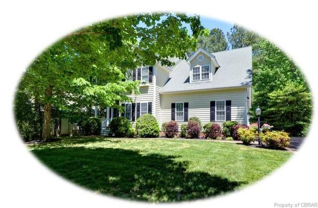 9809 Cross Branch Drive, Toano, VA 23168 (MLS #2113378) :: The Redux Group