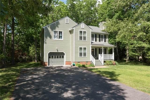 9192 Fetlock Drive, Mechanicsville, VA 23116 (MLS #2113385) :: Village Concepts Realty Group