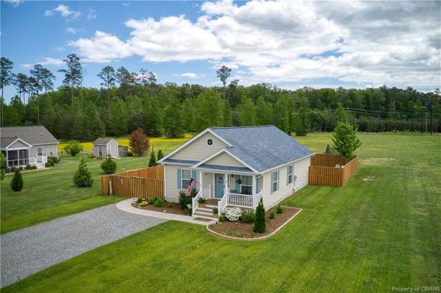 66 Byway Circle, Kilmarnock, VA 22482 (MLS #2113390) :: Small & Associates