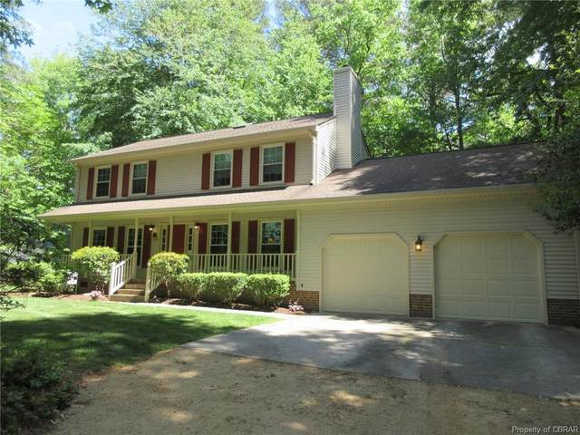 306 Harris Grove Lane, Yorktown, VA 23692 (#2113401) :: The Bell Tower Real Estate Team