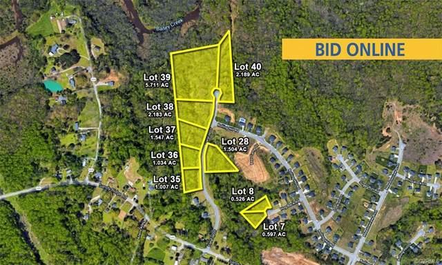 Lot 40 Flat Top Road, Hopewell, VA 23860 (MLS #2113408) :: HergGroup Richmond-Metro
