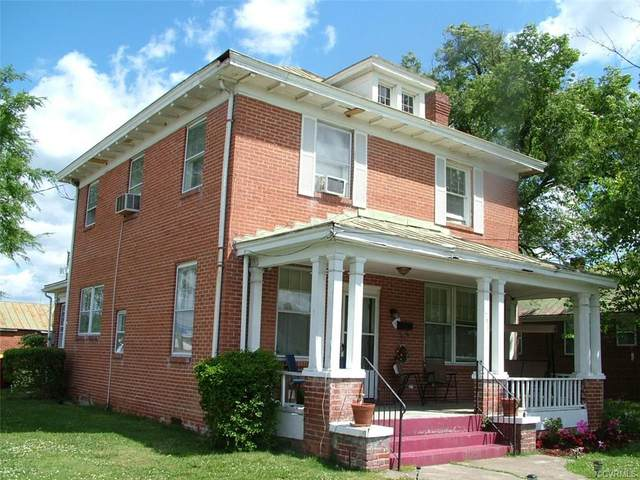 1753 Lamar Avenue, Petersburg, VA 23803 (MLS #2113441) :: HergGroup Richmond-Metro