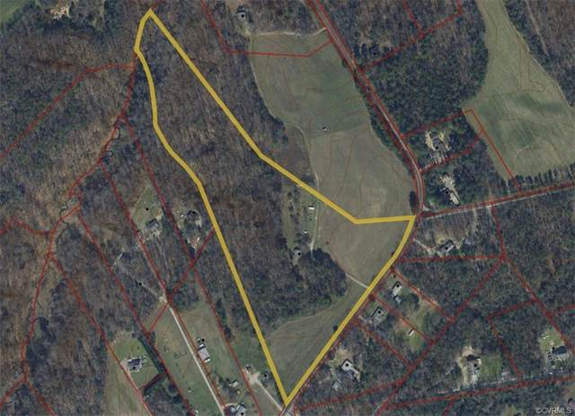 11517 Mount Hermon Road, Ashland, VA 23005 (MLS #2113444) :: Village Concepts Realty Group