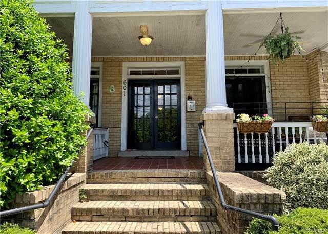 601 Roseneath Road U11, Richmond, VA 23221 (#2113445) :: Abbitt Realty Co.