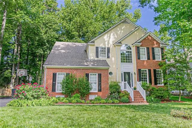 10093 Gathright Valley Court, Mechanicsville, VA 23116 (MLS #2113446) :: Small & Associates