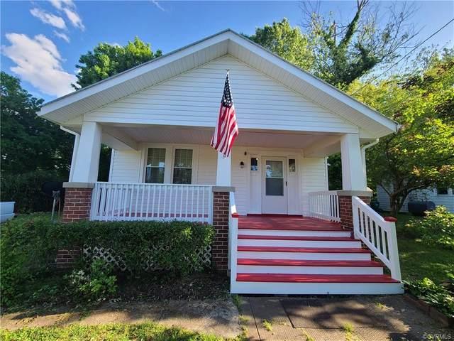 4509 Old Warwick Road, Richmond, VA 23234 (#2113455) :: Abbitt Realty Co.