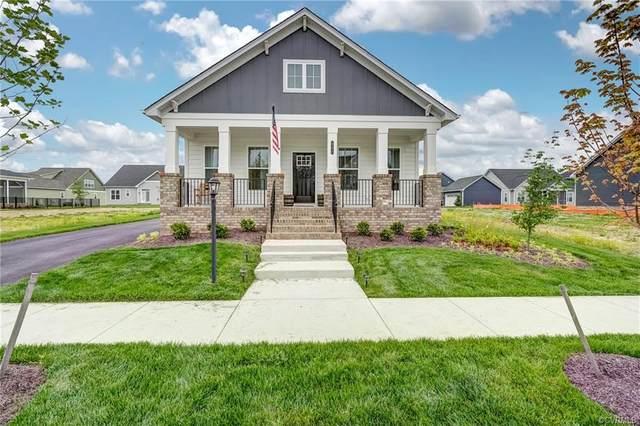 221 Lauradell Road, Ashland, VA 23005 (MLS #2113465) :: Treehouse Realty VA