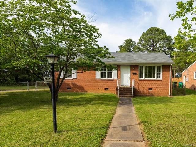 3232 Douglasdale Road, Richmond, VA 23221 (MLS #2113466) :: Small & Associates