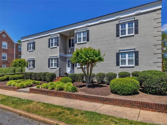 4520 Grove Avenue U5, Richmond, VA 23221 (MLS #2113484) :: Small & Associates