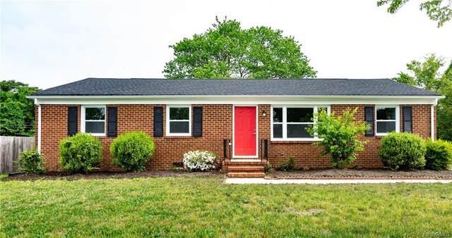 1557 Valor Drive, Petersburg, VA 23803 (MLS #2113488) :: Small & Associates