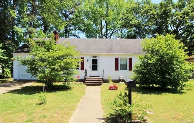 3200 Clay Street, Hopewell, VA 23860 (MLS #2113493) :: The RVA Group Realty