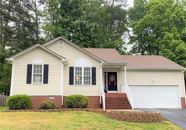 15118 Featherchase Drive, Chesterfield, VA 23832 (MLS #2113500) :: Small & Associates