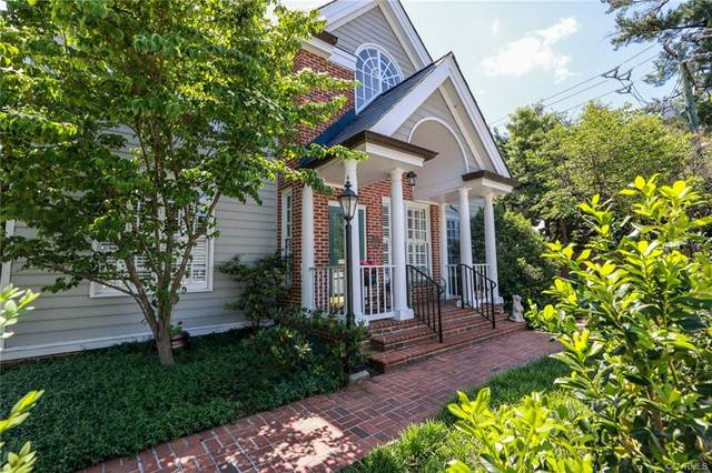 5009 Grove Avenue Ua, Richmond, VA 23226 (MLS #2113539) :: Small & Associates