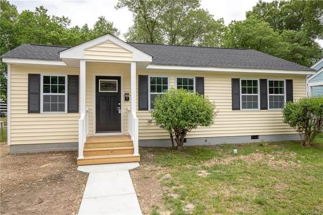 1428 Minefee Street, Richmond, VA 23224 (MLS #2113562) :: Village Concepts Realty Group