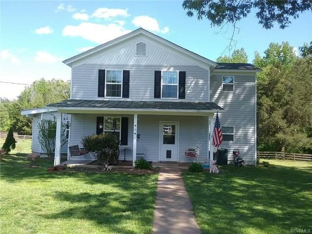 215 Cedar Creek Road, Louisa, VA 23093 (MLS #2113568) :: Small & Associates