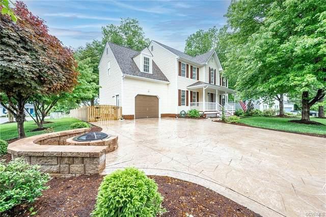 10942 Summer Arbor Lane, Chester, VA 23831 (MLS #2113584) :: Small & Associates
