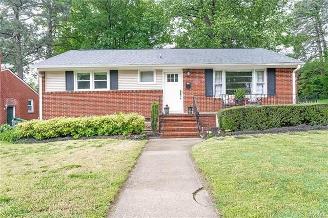 525 E Mac Arthur Avenue, Colonial Heights, VA 23834 (MLS #2113586) :: The Redux Group