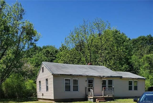 2070 Morgan Lane, Henrico, VA 23231 (MLS #2113588) :: The RVA Group Realty