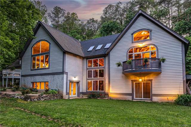 1921 Woodberry Mill Road, Powhatan, VA 23139 (MLS #2113600) :: Village Concepts Realty Group