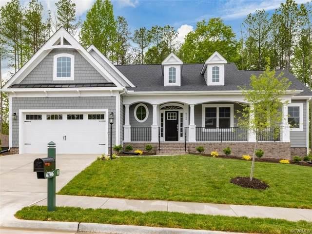 6706 Grand Haven Lane, Chesterfield, VA 23120 (MLS #2113603) :: Small & Associates