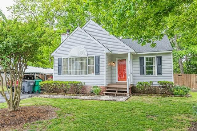 121 Sunny Drive, Ashland, VA 23005 (MLS #2113613) :: Small & Associates
